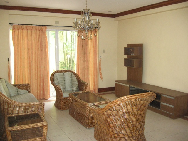 4 Bedrooms House in Banawa, Cebu City, Partially Furnished