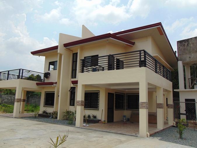 Duplex House 4 Bedrooms located in Talamban, Cebu City